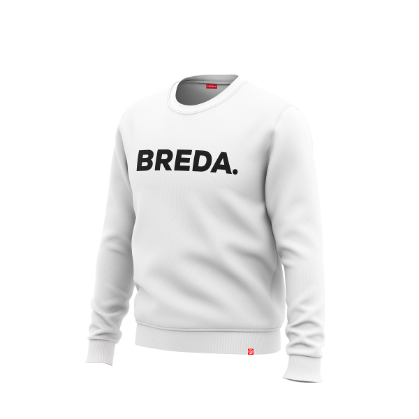 Sweater Breda white