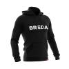 Hoodie Breda black
