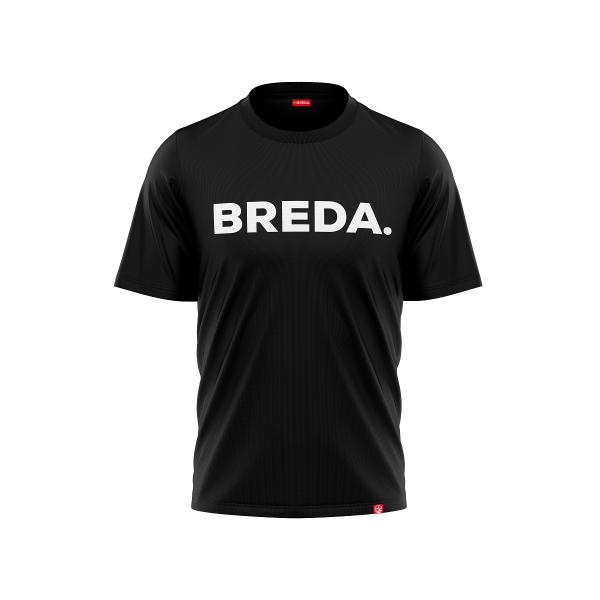 t-shirt Breda black